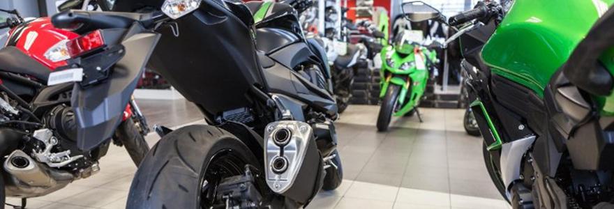 magasins de moto reconnus