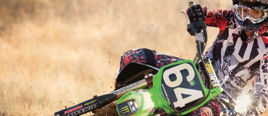 materiel motocross sur mesure en ligne