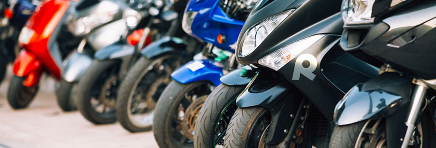 Carénage moto